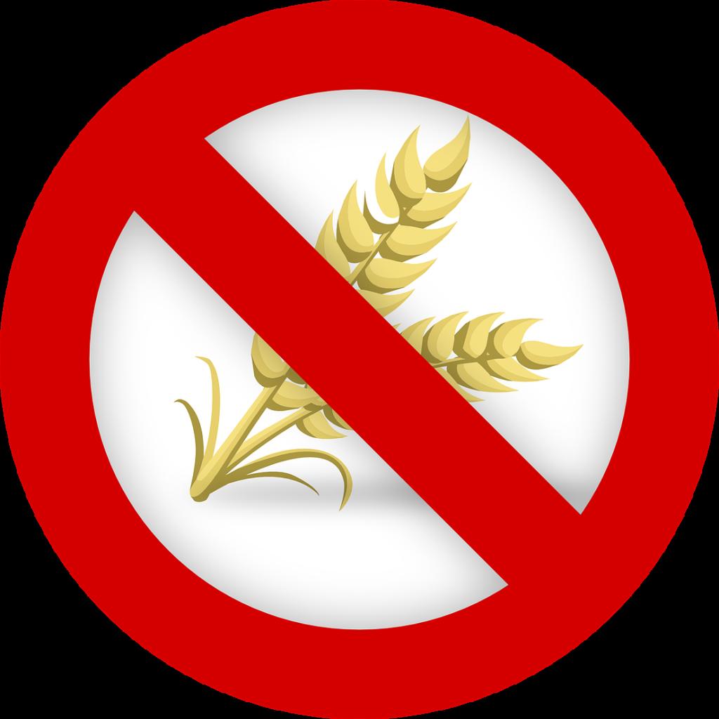 No wheat!