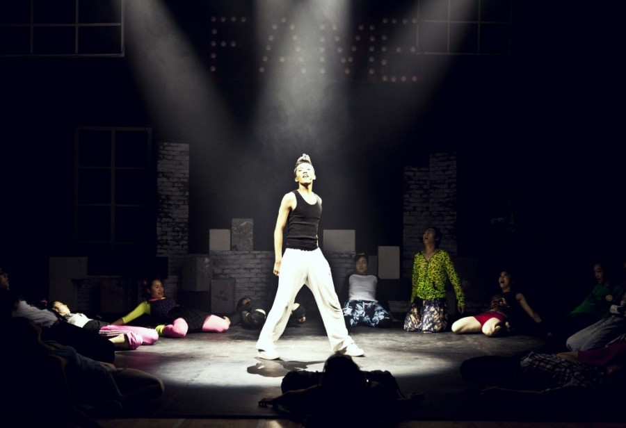 Stage production - Dance.