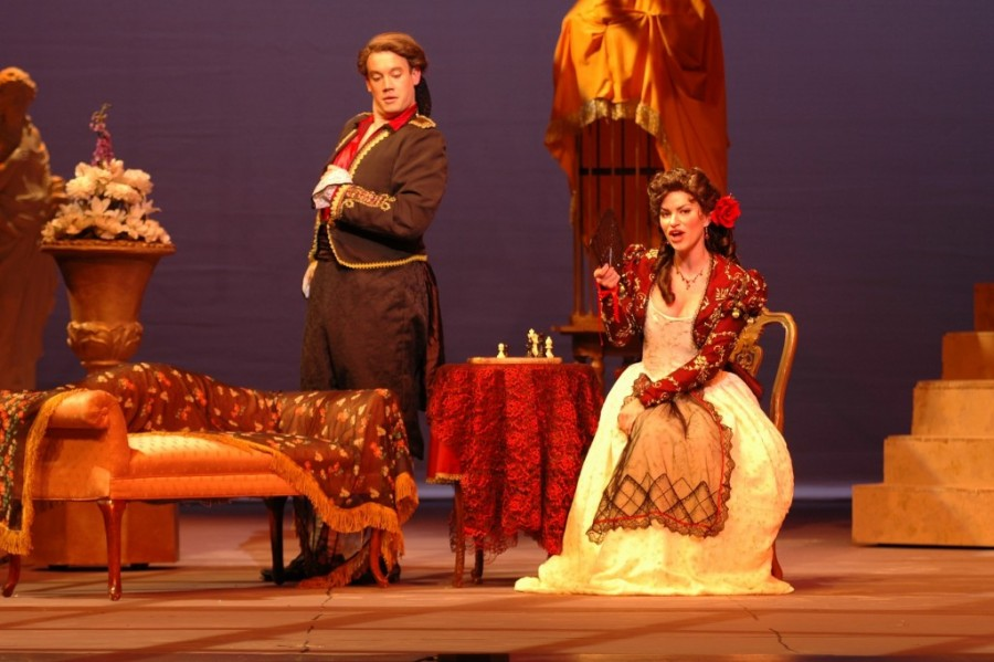 Stage production - Opera.