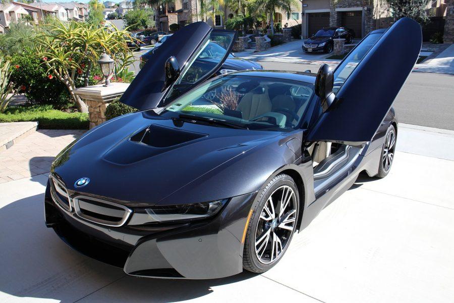 BMW 8I.