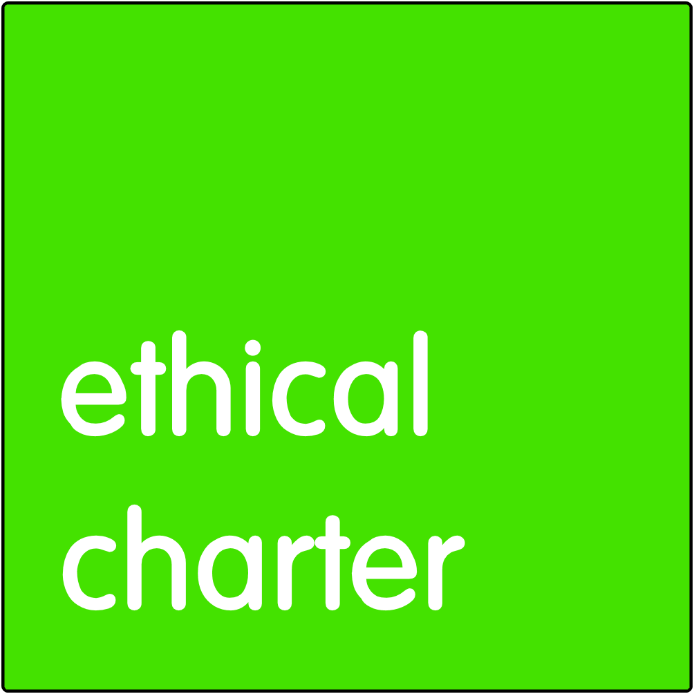 Ethical charter.