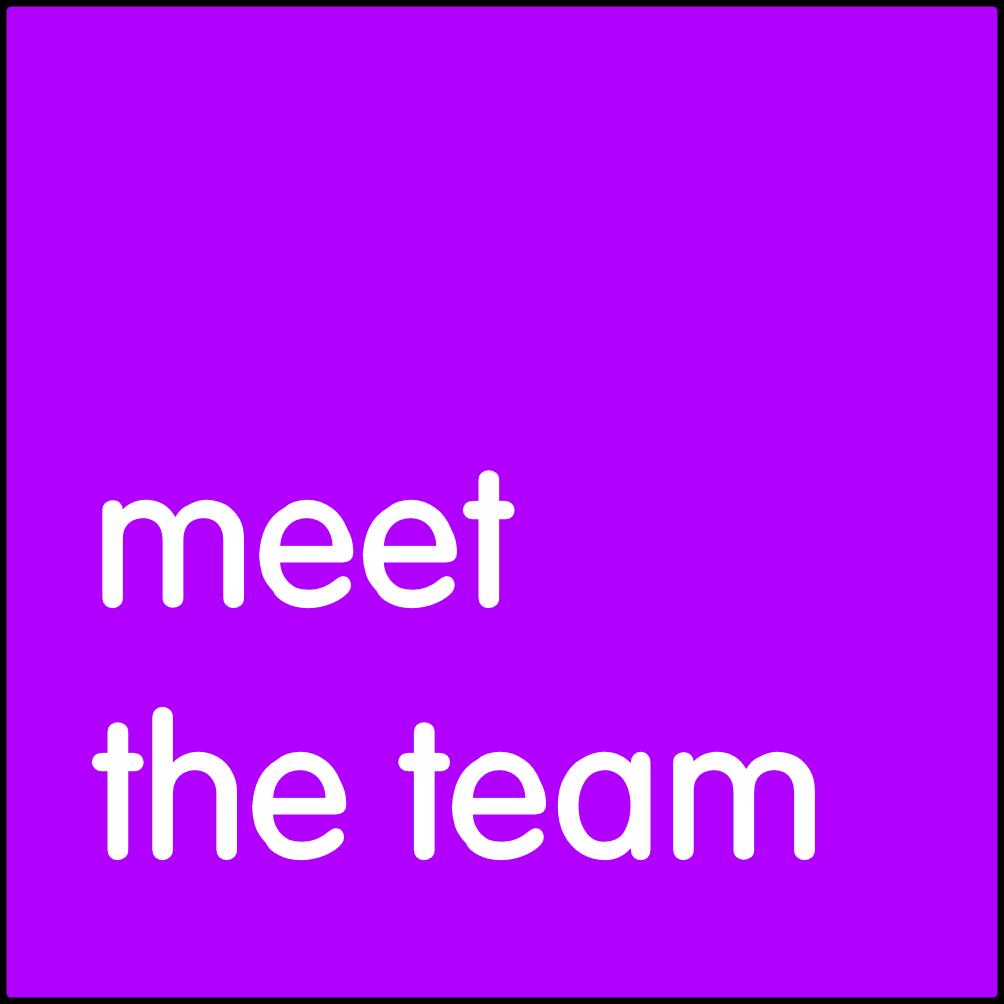 Meet the team.