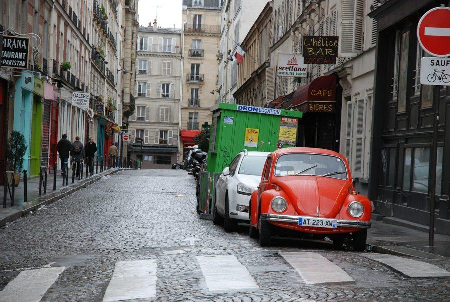 Continental street.