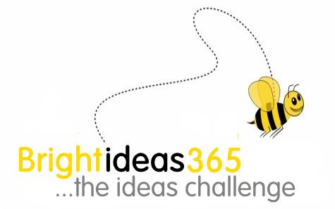 Brightideas365 The ideas challenge...