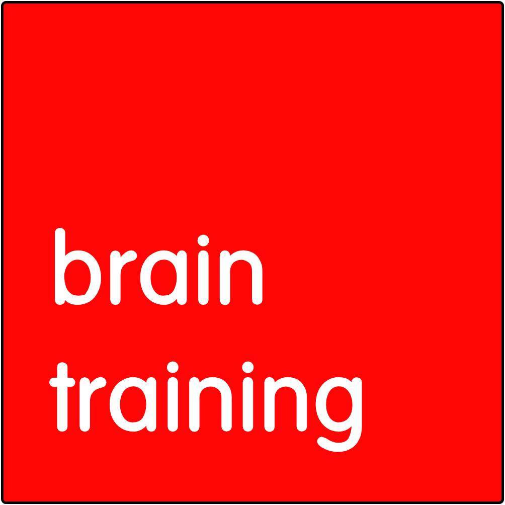 Brain training.