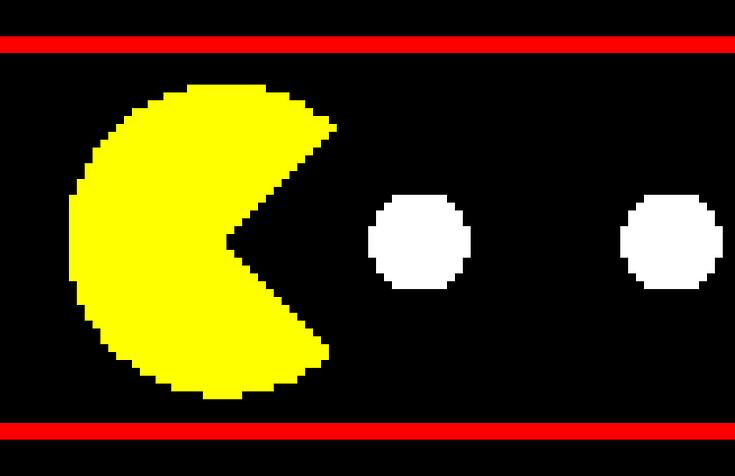 Pac Man.