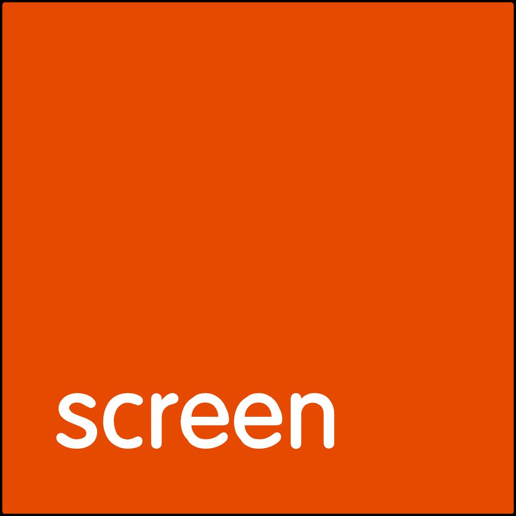 Screen.