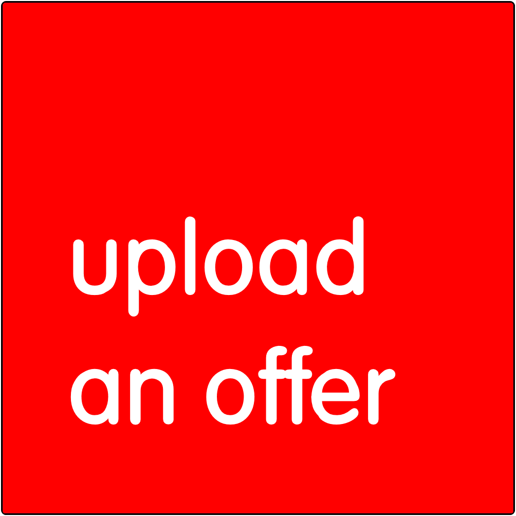 Upload an offer.