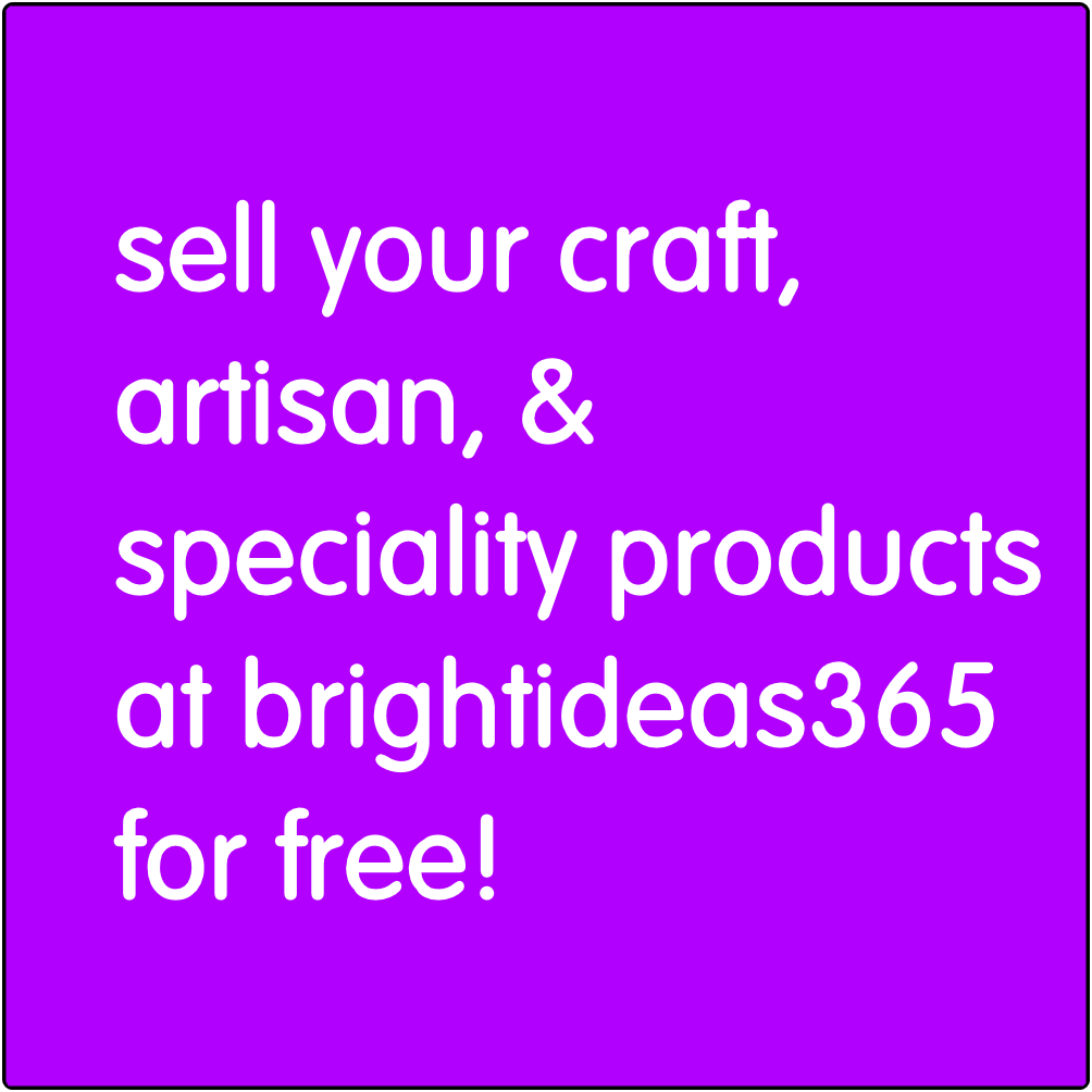 Sell artisan products for free.
