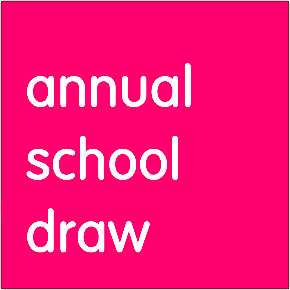 Annual school draw.