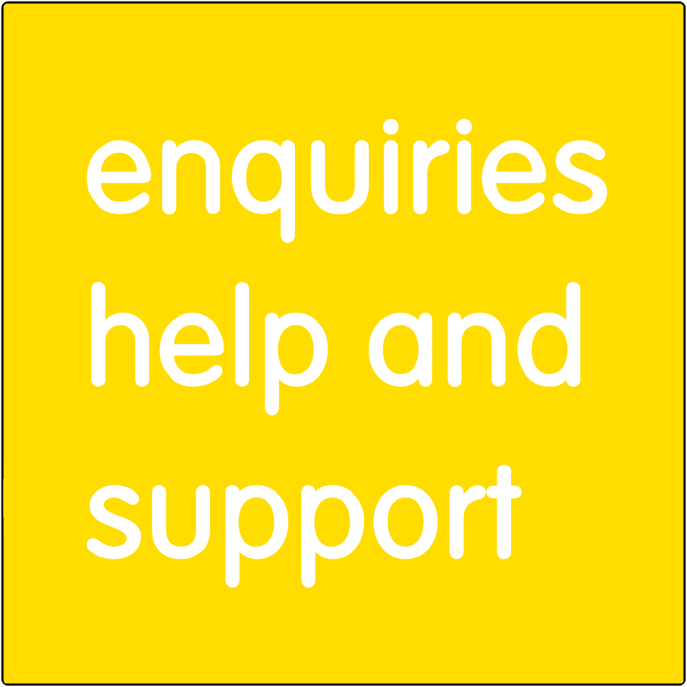 Enquiries Help and Support 2