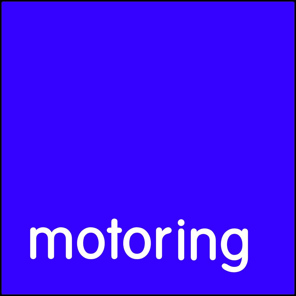 Motoring.