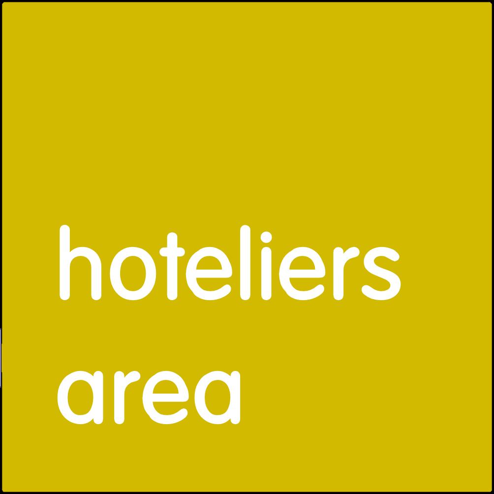 Hoteliers area.