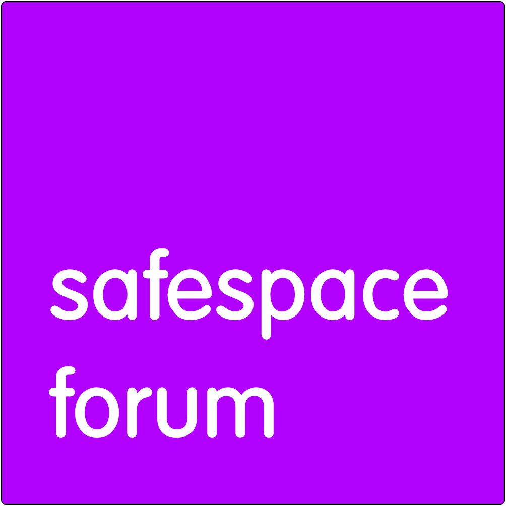 Safespace forum.