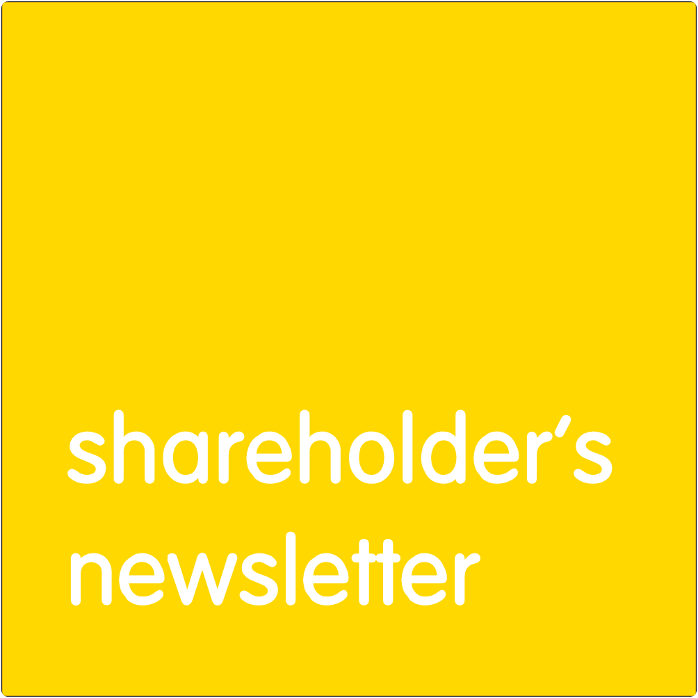 Shareholders newsletter.