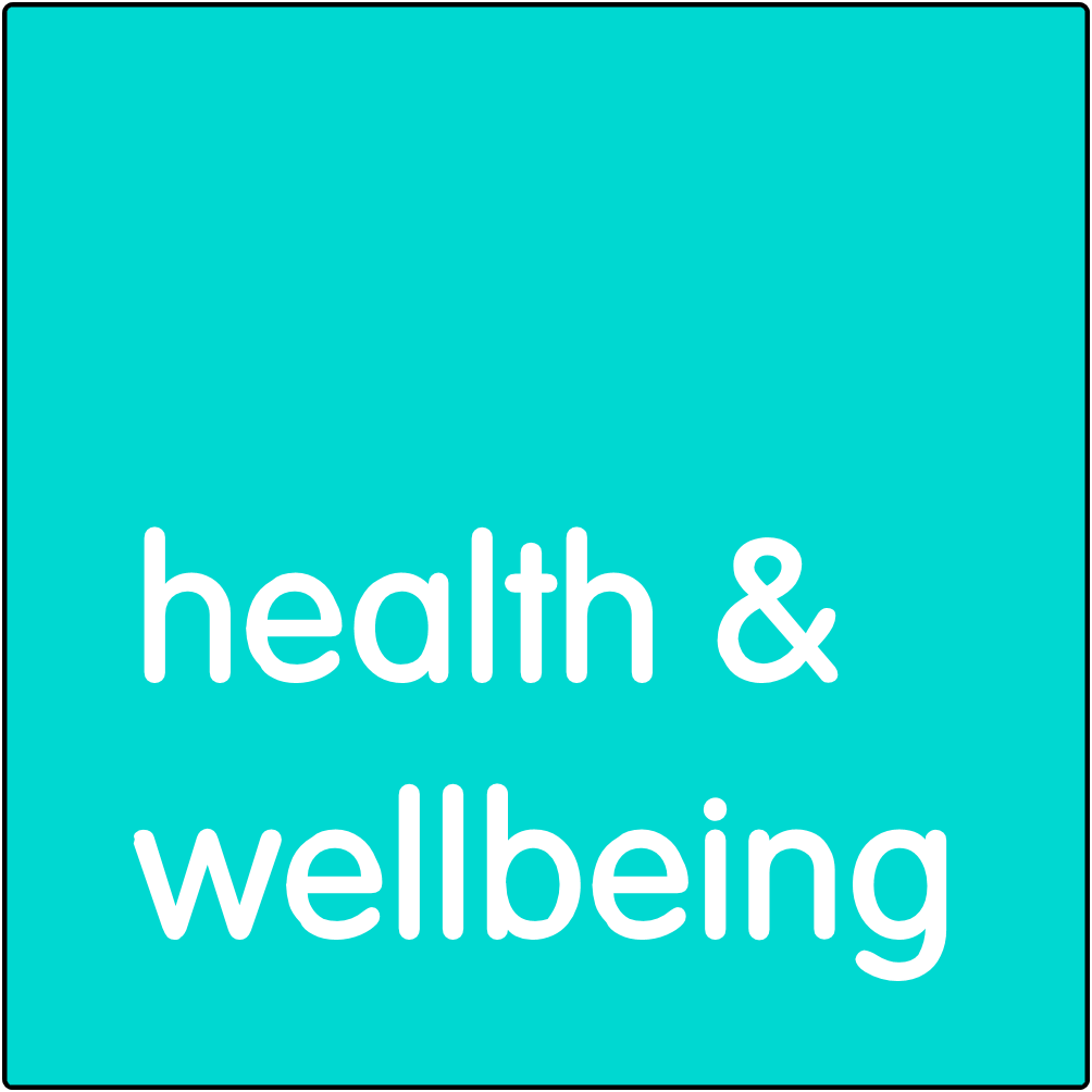 Health and Wellbeing.