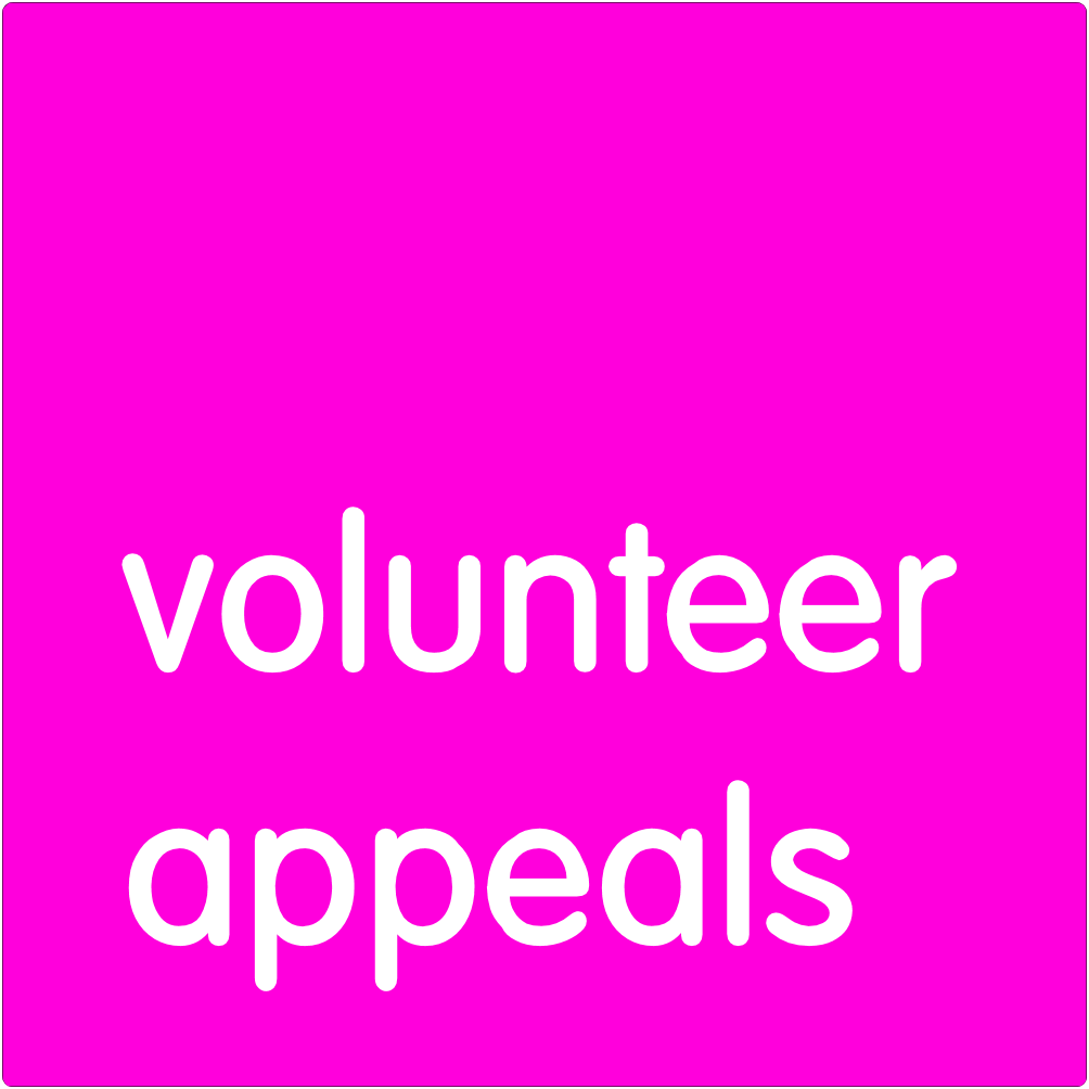 Volunteer Appeals.