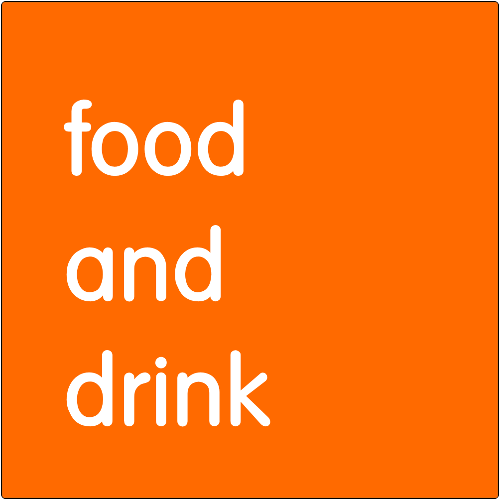 Food and Drink.