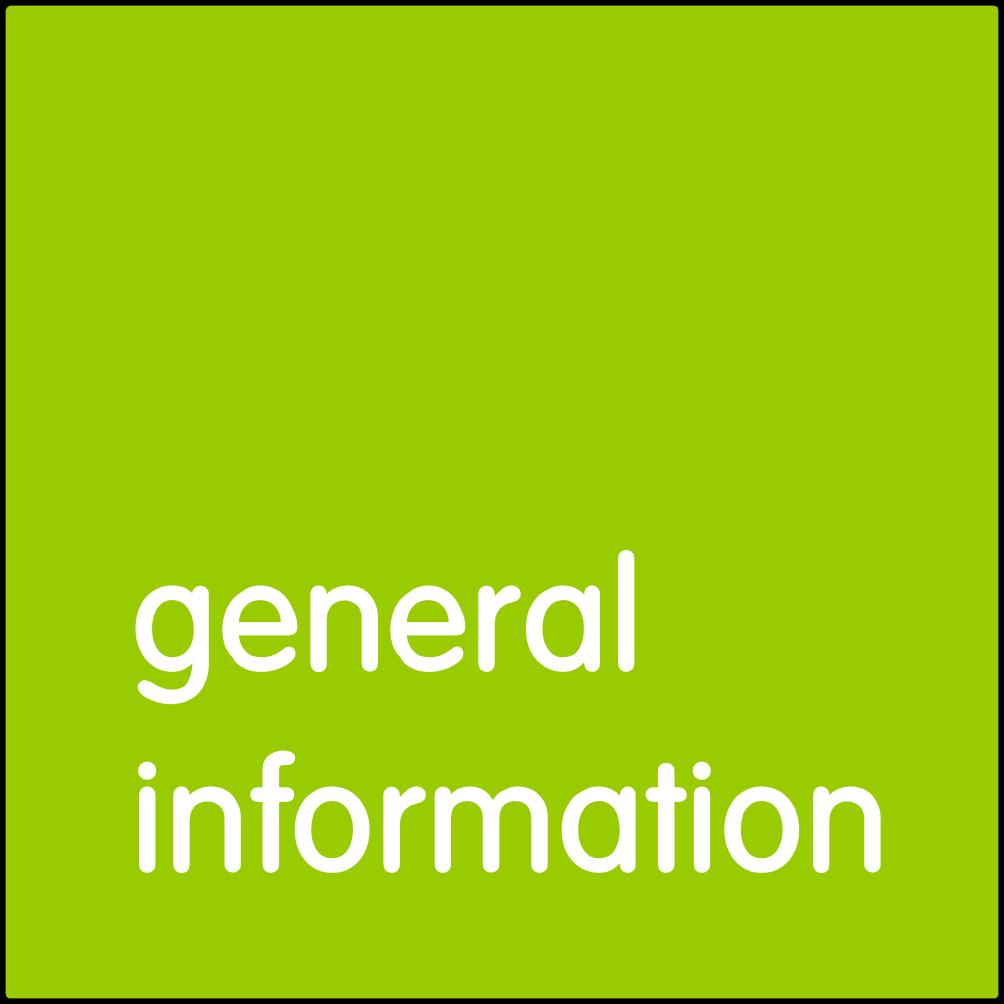 General Information.