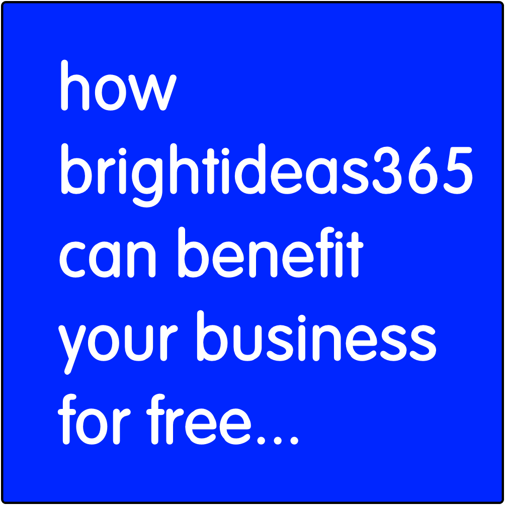 How Brightideas365 can benefit your business