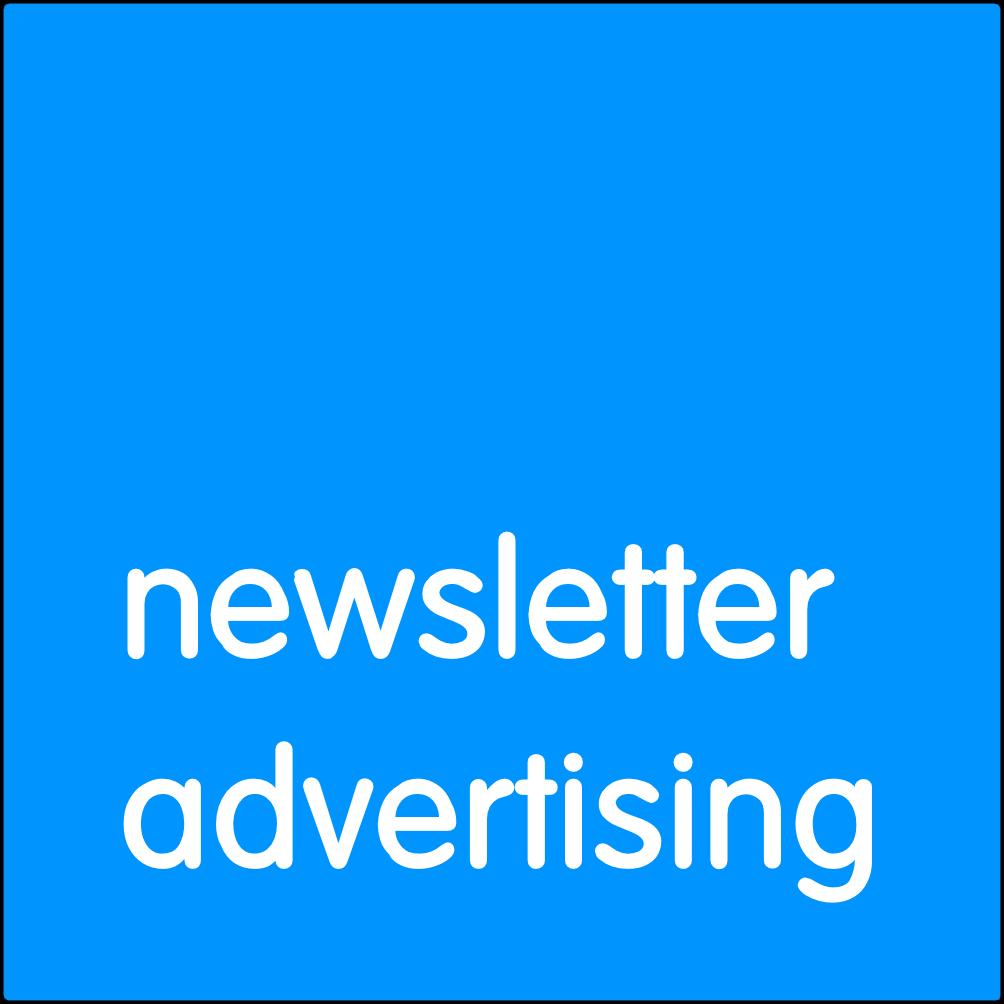 Newsletter Advertising.