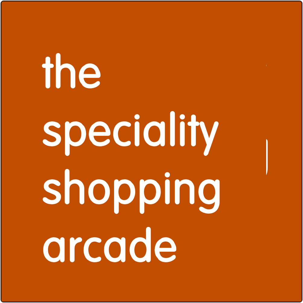 The Speciality Shopping Arcade.